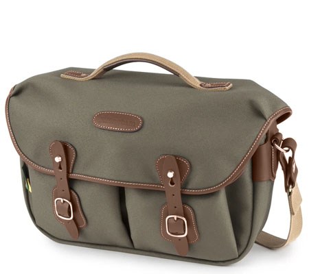 Billingham Hadley Pro 2020 Camera Bag Sage Tan 100% Handmade in England