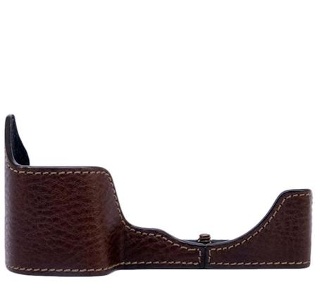 Gariz Halfcase for Sony A6400/6300/A6100/A6000 Brown