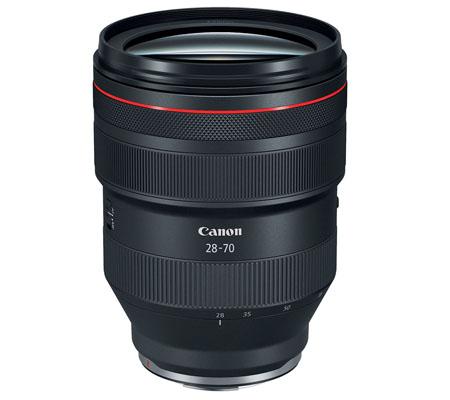 Canon RF 28-70mm f/2L USM.