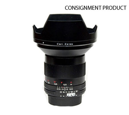 ::: USED ::: Carl Zeiss For Nikon 21mm F/2.8 ZF.2 Distagon T* (Excellent-722) CONSIGNMENT