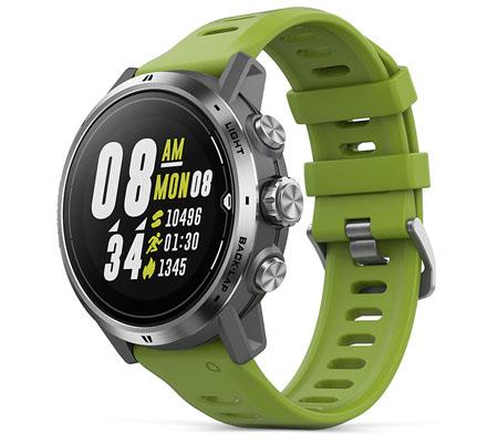 Coros APEX Pro Premium Multisport GPS Watch Silver