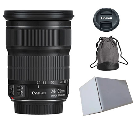 ::: USED ::: Canon EF 24-105mm F/3.5-5.6 IS STM (Excellent To Mint-880)