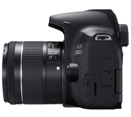 Canon EOS 850D kit EF-S 18-55mm f/4-5.6 IS STM