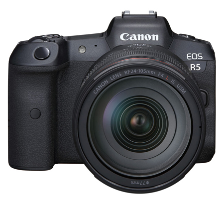 Canon EOS R5 Kit 24-105mm f/4L