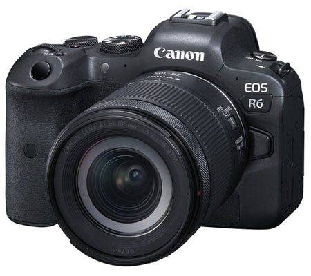 Canon EOS R6 kit 24-105mm f/4-7.1 IS STM
