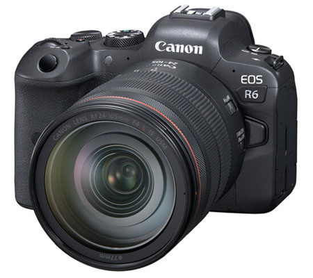 Canon EOS R6 kit 24-105mm f/4L IS USM