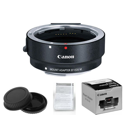 ::: USED :::Canon Mount Adapter EF Lens to EOS M Camera (Excellent To Mint-749)