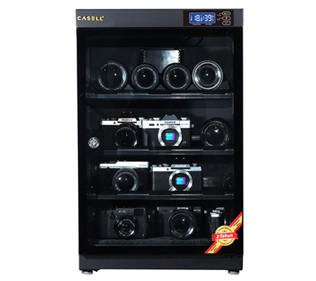 Casell CA-80A Dry Cabinet Camera with Electronic Display [80 L]