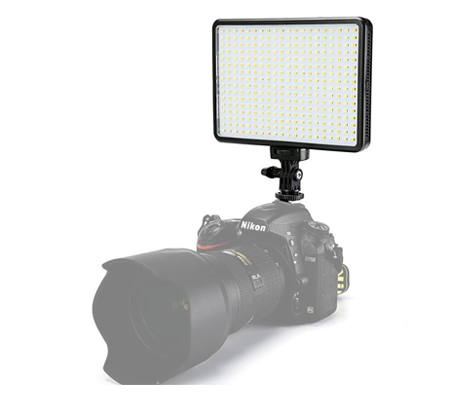 Casell LED 320 Ultra Thin Video Light Dimmable