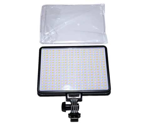 Casell LED 320A Ultra Thin Video Light Dimmable Bi-Color