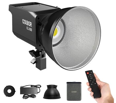 Colbor CL100 Bi-color 100W COB LED Light