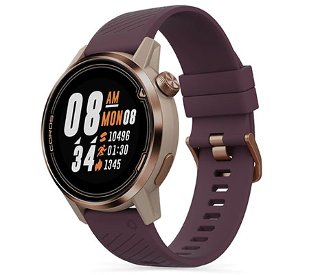 Coros APEX 42mm Premium Multisport GPS Watch Gold