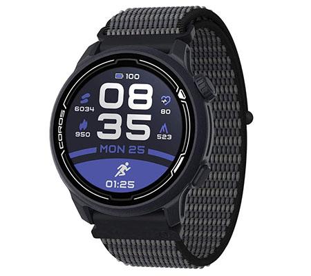 Coros PACE 2 Nylon Premium GPS Sport Watch Dark Navy