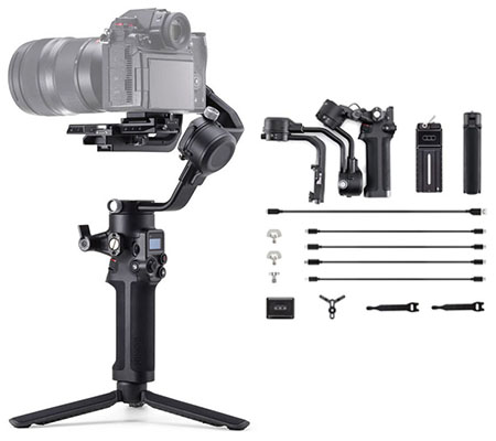 DJI Ronin SC 2 Basic Gimbal Stabilizer Camera