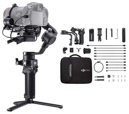 DJI Ronin SC 2 Pro Combo Gimbal Stabilizer Camera
