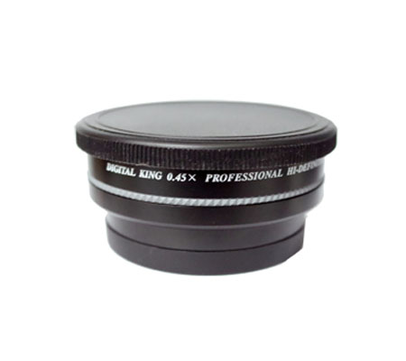 ::: USED ::: Digital King 0.45X Wide Angle 58mm (Excellent To Mint)