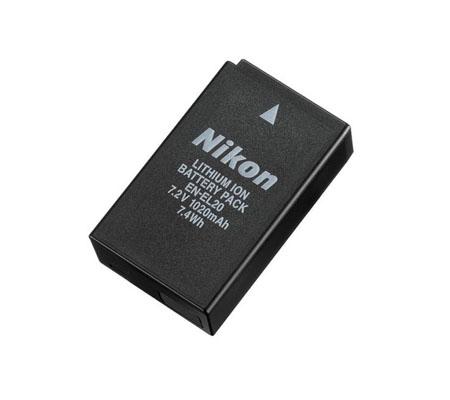 ::: USED ::: Battery EN-EL20 (Excellent)