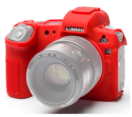Easy Cover for Canon EOS R Red