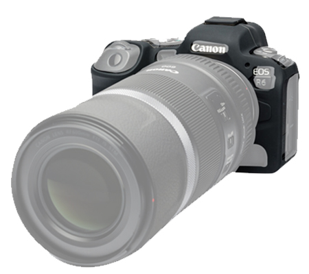 Easy Cover for Canon R6 Black