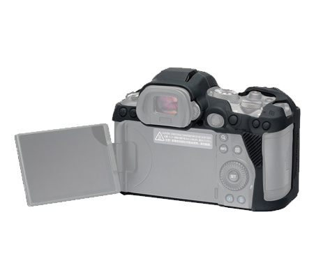 Easy Cover for Canon R5/R6 Black