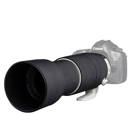 Easy Cover Lens Oak For Canon EF 100-400mm F/4.5-5.6L IS II USM V2 Black