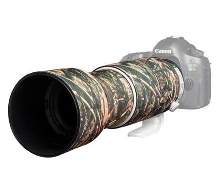Easy Cover Lens Oak For Canon EF 100-400mm F/4.5-5.6L IS II USM V2 Forest Camouflage