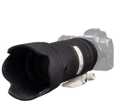 Easy Cover Lens Oak For Canon EF 70-200mm f/2.8 IS II & III Black