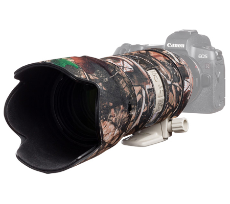 Easy Cover Lens Oak For Canon EF 70-200mm f/2.8 IS II & III Forest Camouflage