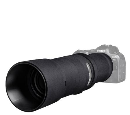 Easy Cover Lens Oak For Canon RF 600mm F/11 IS STM Black