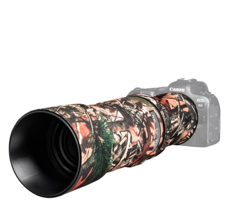 Easy Cover Lens Oak For Canon RF 600mm F/11 IS STM Forest Camouflage