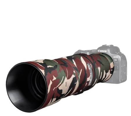 Easy Cover Lens Oak For Canon RF 600mm F/11 IS STM Green Camouflage