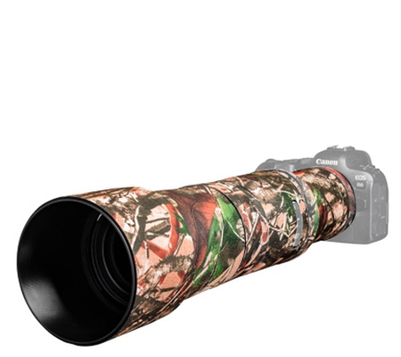 Easy Cover Lens Oak For Canon RF 800mm F/11 IS STM Forest Camouflage