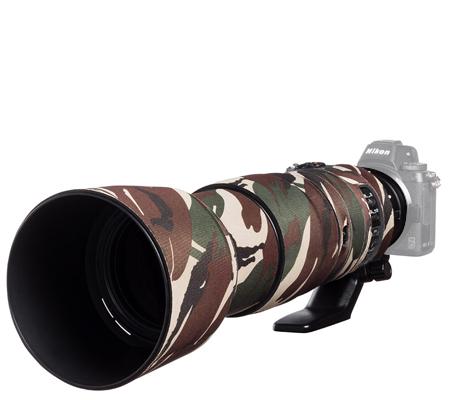 Easy Cover Lens Oak For Nikon 200-500mm f/5.6 VR Green Camouflage