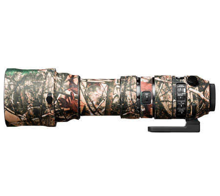 Easy Cover Lens Oak For Sigma 150-600mm f/5-6.3 DG OS HSM Sport Forest Camouflage