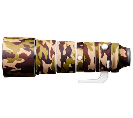 Easy Cover Lens Oak For Sony FE 200-600 f/5.6-6.3 G OSS Brown Camouflage