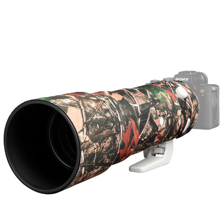Easy Cover Lens Oak For Sony FE 200-600 f/5.6-6.3 G OSS Forest Camouflage