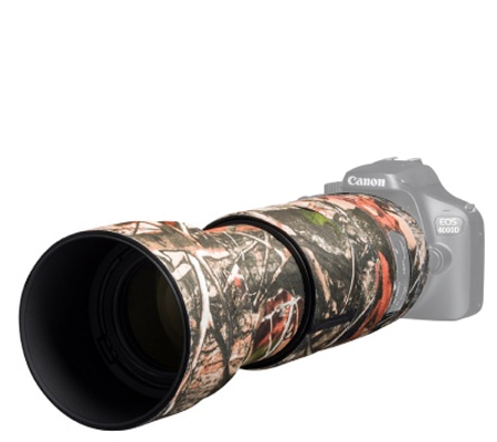 Easy Cover Lens Oak For Tamron 100-400mm F4.5-6.3 Di VC USD Forest Camouflage
