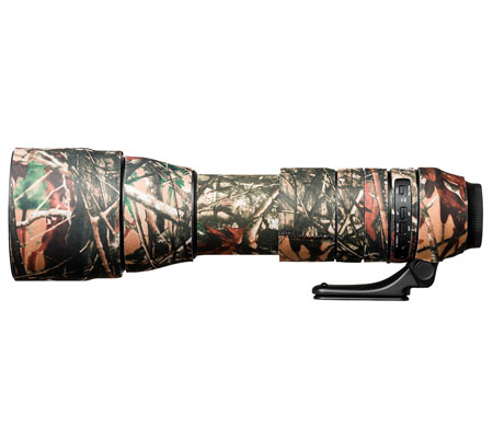 Easy Cover Lens Oak For Tamron 150-600mm f/5-6.3 Di VC USD G2 Forest Camouflage