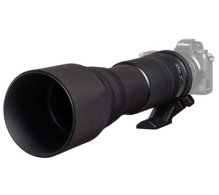 Easy Cover Lens Oak For Tamron 150-600mm f/5-6.3 Di VC USD Model AO11 Black