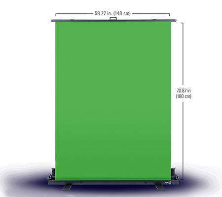 Elgato Green Screen Collapsible Chroma Key Panel
