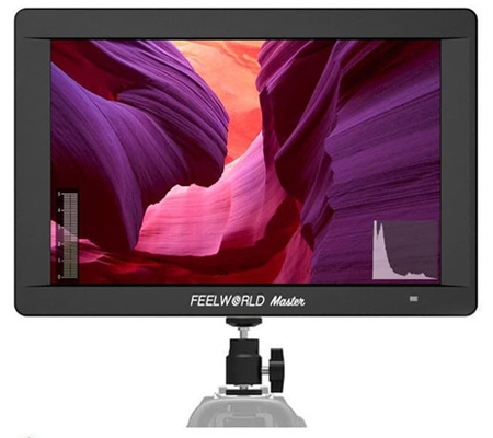 FeelWorld Master Series MA7S 7Inch On-Camera Field Monitor 4K 3G-SDI HDMI