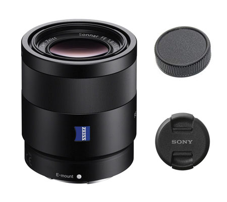 ::: USED ::: Sony FE 55mm F/1.8 ZA (Excellent-582/921)