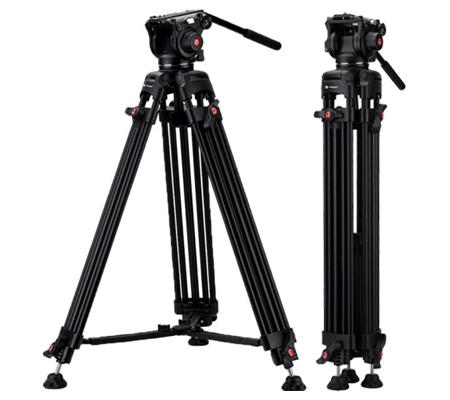 Fotopro DV-1 Professional Tripod Video