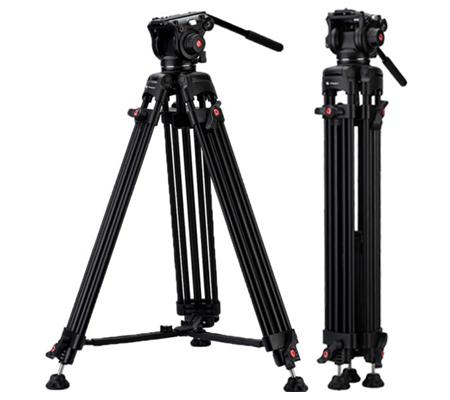 Fotopro DV-2 Professional Tripod Video