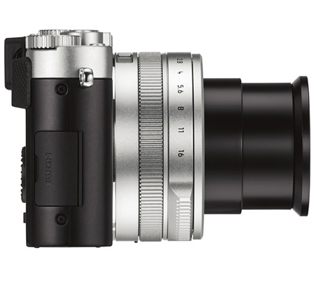 Leica D-Lux 7 Silver Anodized (19115)