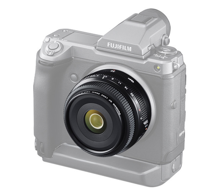 Fujifilm GF 50mm f/3.5 R LM WR Lens