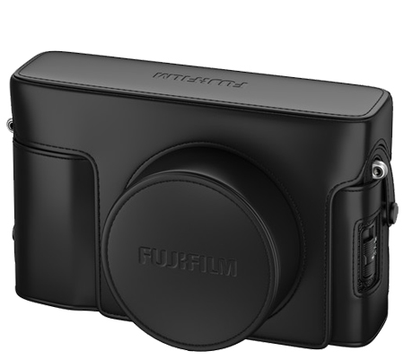 Fujifilm Leather Case LC-X100V for Fujifilm X100V Black