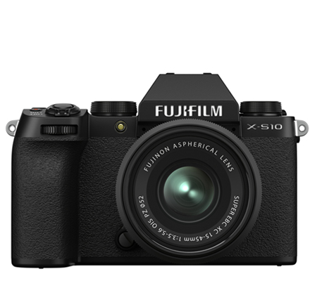 Fujifilm X-S10 Kit XC15-45mm f/3.5-5.6 OIS PZ