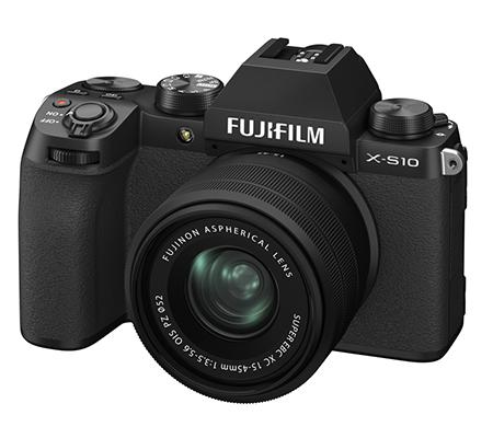 Fujifilm X-S10 Kit XC15-45mm f/3.5-5.6 OIS PZ