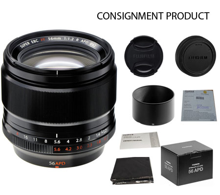 :::USED:::Fujifilm XF56mm f/1.2 R APD (Excellent) Kode 376 Consignment
